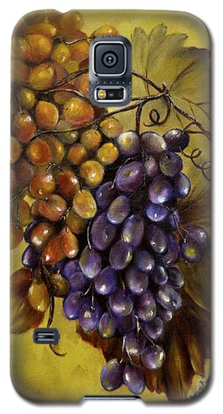 Galaxy S5 Case featuring the painting Two Choices by Carol Sweetwood