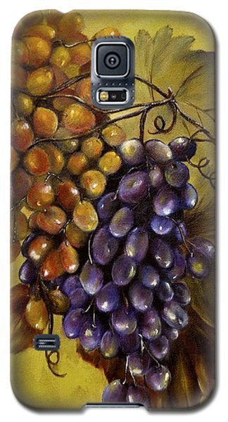 Two Choices Galaxy S5 Case by Carol Sweetwood