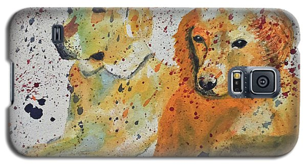 Two Dogs Galaxy S5 Case