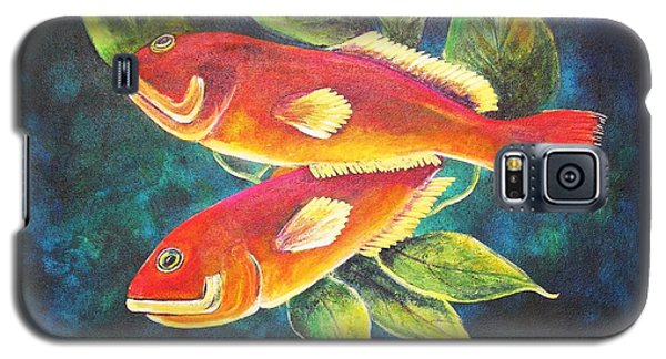 Two Fish Galaxy S5 Case