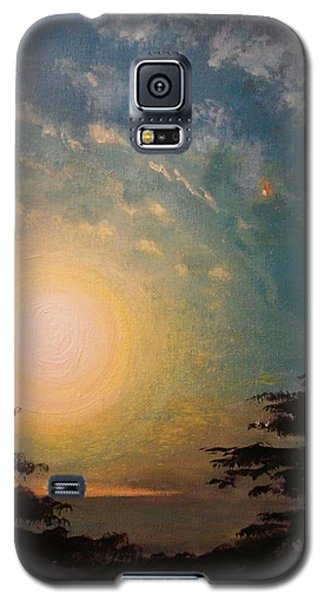 Two Friendly Neighbors Galaxy S5 Case