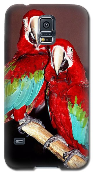 Two Friends ... Galaxy S5 Case