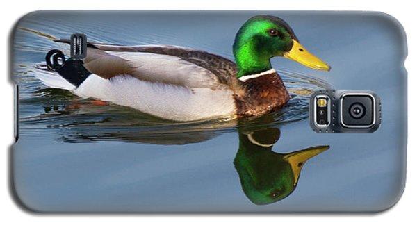 Two Headed Duck Galaxy S5 Case