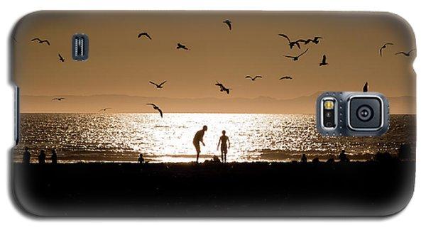 Two In Sun Galaxy S5 Case