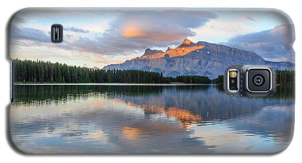 Two Jack Lake, Banff National Park Galaxy S5 Case