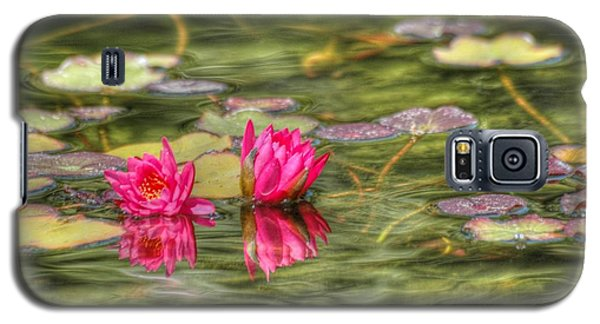 Two Lilies Galaxy S5 Case