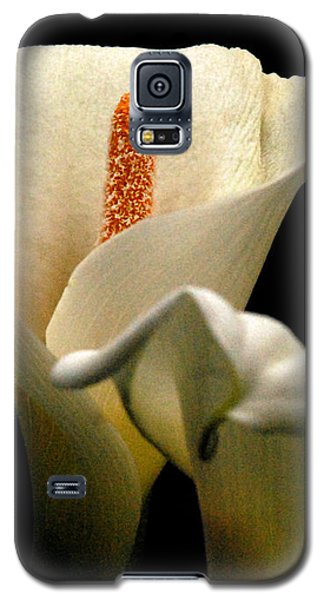 Two Lilies Tall Galaxy S5 Case