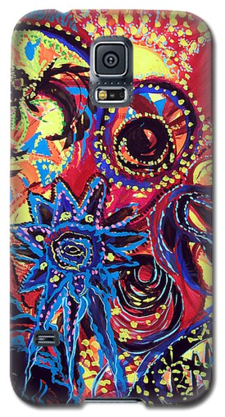 Elements Of Creation Galaxy S5 Case by Marina Petro