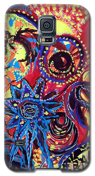 Elements Of Creation Galaxy S5 Case