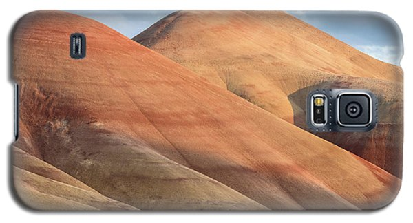 Galaxy S5 Case featuring the photograph Two Painted Hills by Greg Nyquist