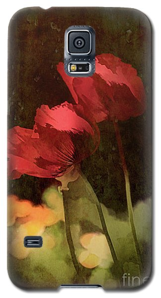 Two Poppies Galaxy S5 Case