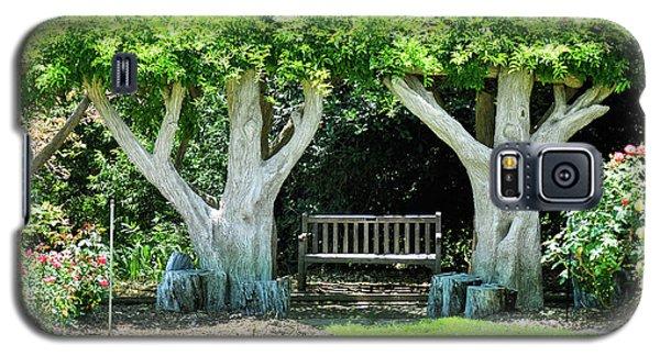 Two Tall Trees, Paradise, Romantic Spot Galaxy S5 Case