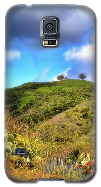 Two Trees In Spring Galaxy S5 Case