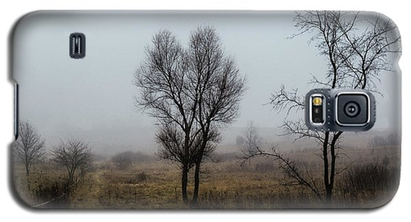 Two Trees In The Fog Galaxy S5 Case