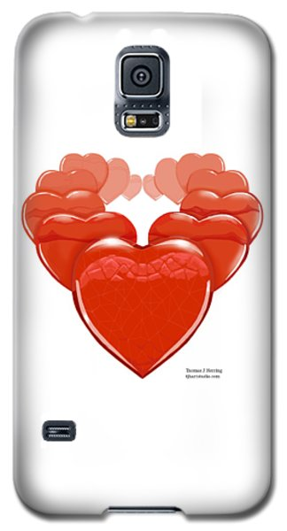 Two Will Become One Galaxy S5 Case by Thomas J Herring