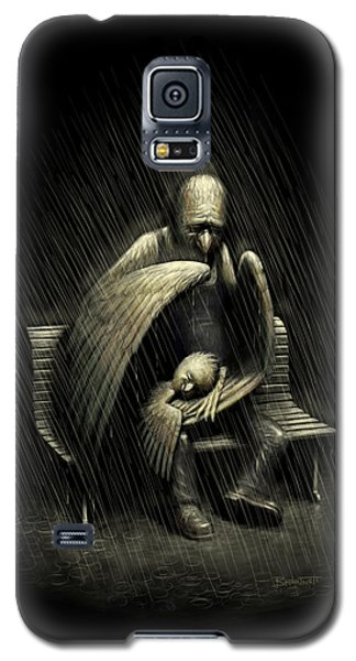 Two Wings And A Prayer Galaxy S5 Case