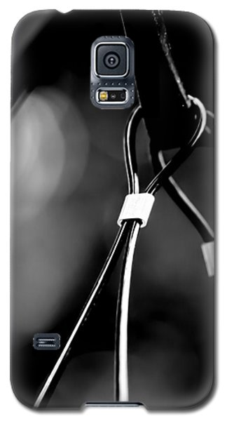 Two Wires On A Pole Galaxy S5 Case