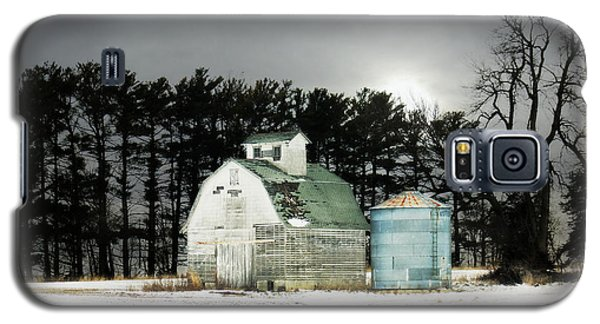 Galaxy S5 Case featuring the photograph Twos Company by Julie Hamilton