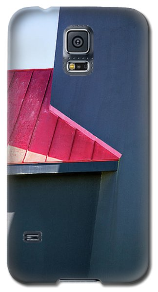 Tybee Building Abstract Galaxy S5 Case