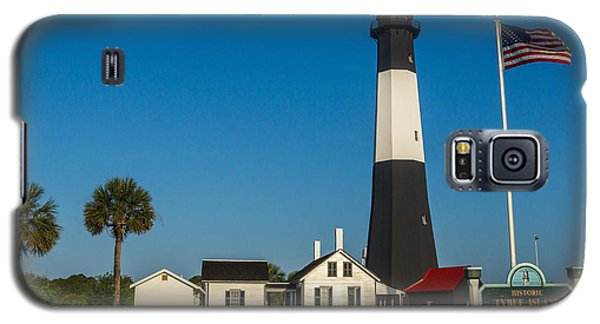 Tybee Island Lighthouse Galaxy S5 Case by Michael Sussman
