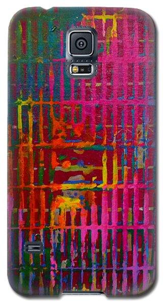 Tye Dye Galaxy S5 Case