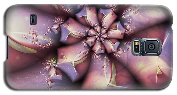Tye Dyed To Infinity Galaxy S5 Case by Michelle H