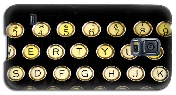 Typewriter Galaxy S5 Case by Christopher Woods