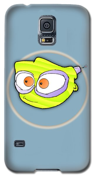Galaxy S5 Case featuring the digital art Tyro by Uncle J's Monsters