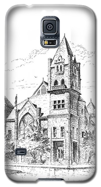 Tyrrell Historical Library Galaxy S5 Case
