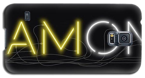 U Are Diamond - Neon Sign 2 Galaxy S5 Case