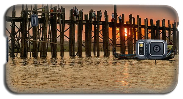 U-bein Bridge Galaxy S5 Case by Werner Padarin