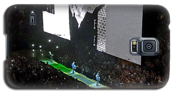 U2 Innocence And Experience Tour 2015 Opening At San Jose. 4 Galaxy S5 Case