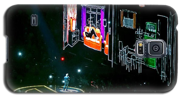 U2 Innocence And Experience Tour 2015 Opening At San Jose. 5 Galaxy S5 Case