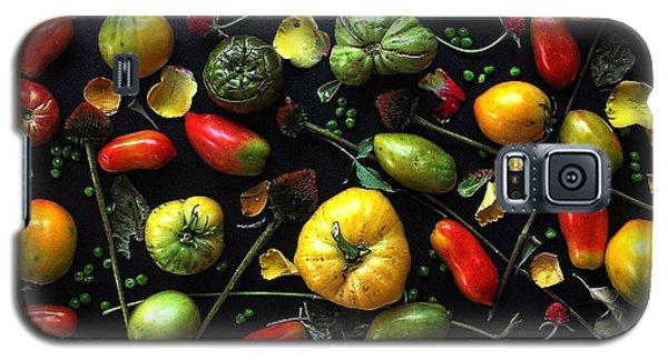 Heirloom Tomato Patterns Galaxy S5 Case