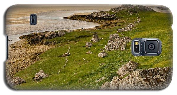 Uig Sands - Isle Of Lewis Galaxy S5 Case