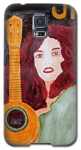 Uke Galaxy S5 Case by Sandy McIntire