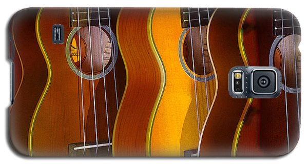 Ukes Galaxy S5 Case by Jim Mathis