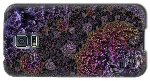 Ultra Leaf Spiral Galaxy S5 Case