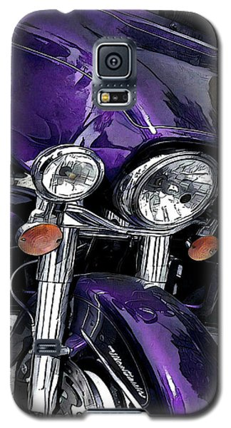Ultra Purple Galaxy S5 Case