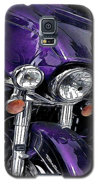 Ultra Purple Galaxy S5 Case