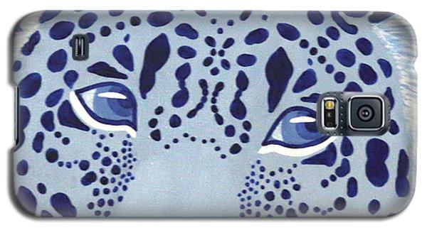 Ultramarine Jaguar Galaxy S5 Case