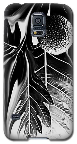 Ulu - Breadfruit Abstract Galaxy S5 Case