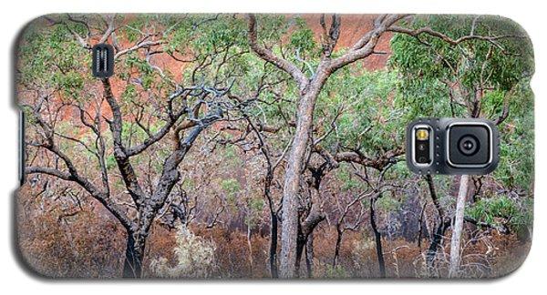 Galaxy S5 Case featuring the photograph Uluru 05 by Werner Padarin