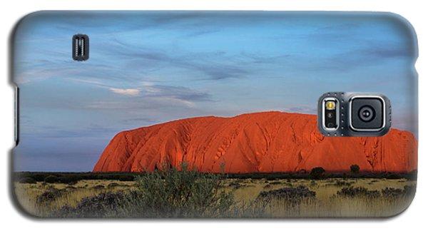 Uluru Sunset 03 Galaxy S5 Case