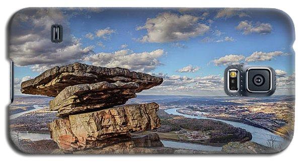 Umbrella Rock Overlooking Moccasin Bend Galaxy S5 Case