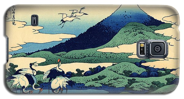 Umegawa In Sagami Province, One Of Thirty Six Views Of Mount Fuji Galaxy S5 Case by Hokusai