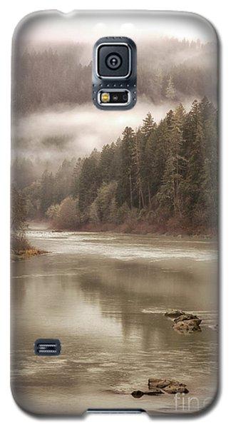 Umpqua River Fog Galaxy S5 Case