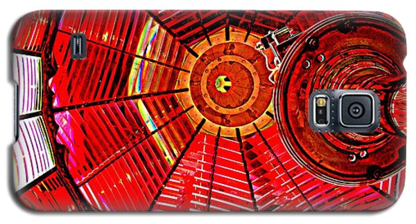 Umpqua River Lighthouse Lens In Hdr Galaxy S5 Case