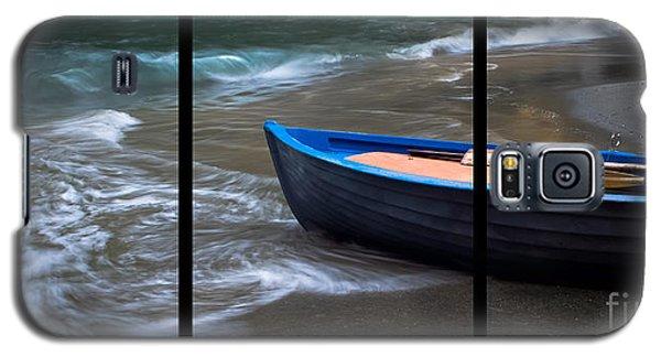 Uncertain Future Triptych Galaxy S5 Case