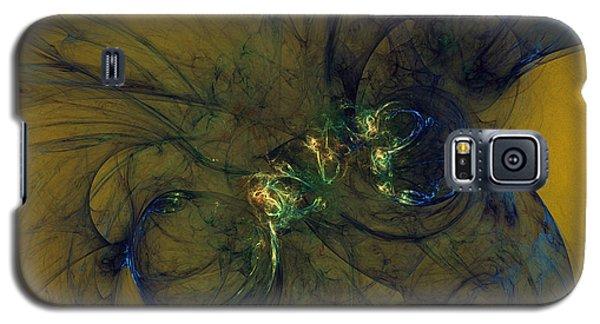 Uncertainty Suppression Galaxy S5 Case